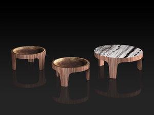 r-table henge 3D
