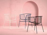 3D model jeanette chair