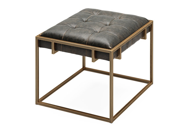 oxford end table 3D model