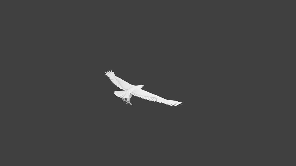 eagle hd 3D