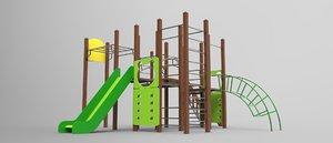 3D solidworks model