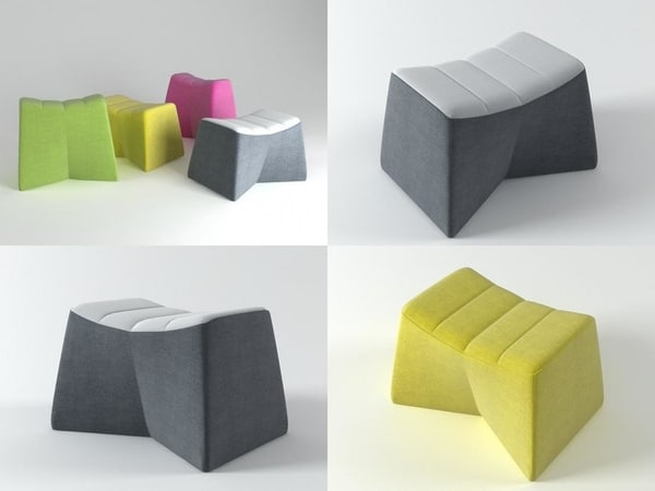 stool 01 3D