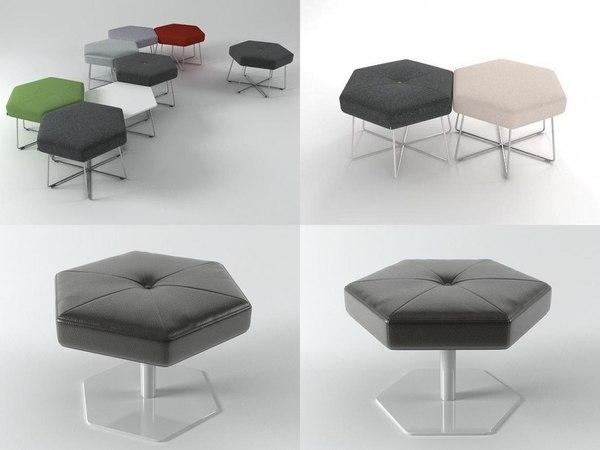 3D seating n