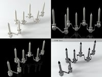 merrier candlestick model