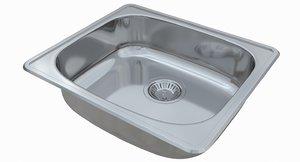 3D sink hhx 610