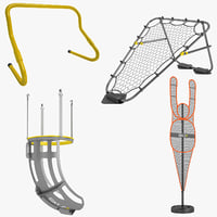 sklz basketball 3D model
