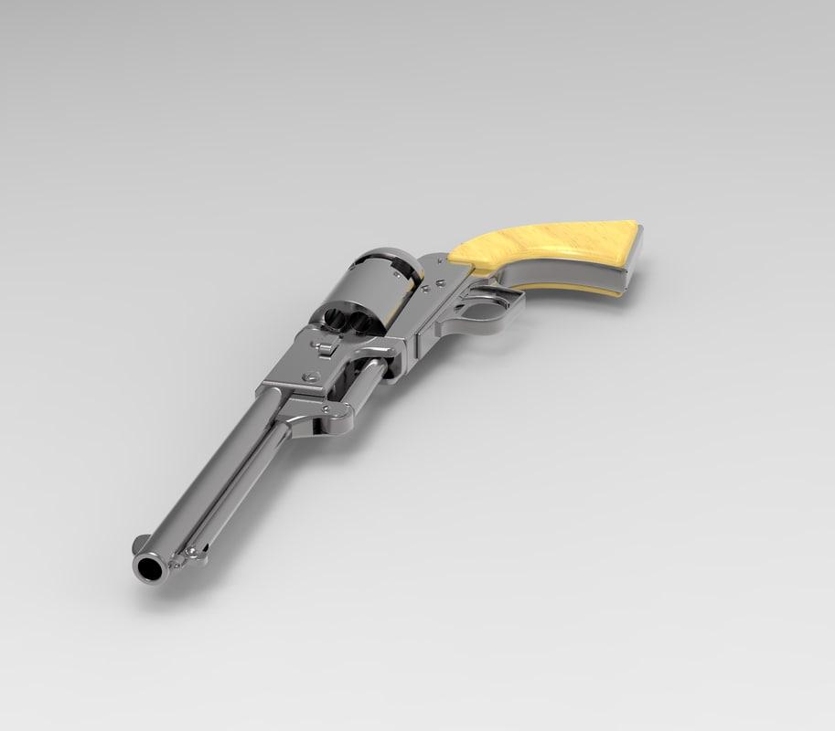 3D copy colt navy