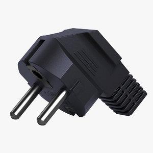 electric plug model