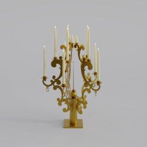 candle blender model
