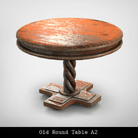 Old Round Table A2