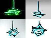 3D vortexx lighteriors model