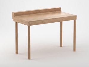 3D turning desk