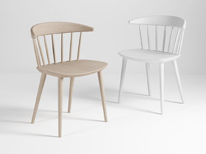 j104 chair 3D model