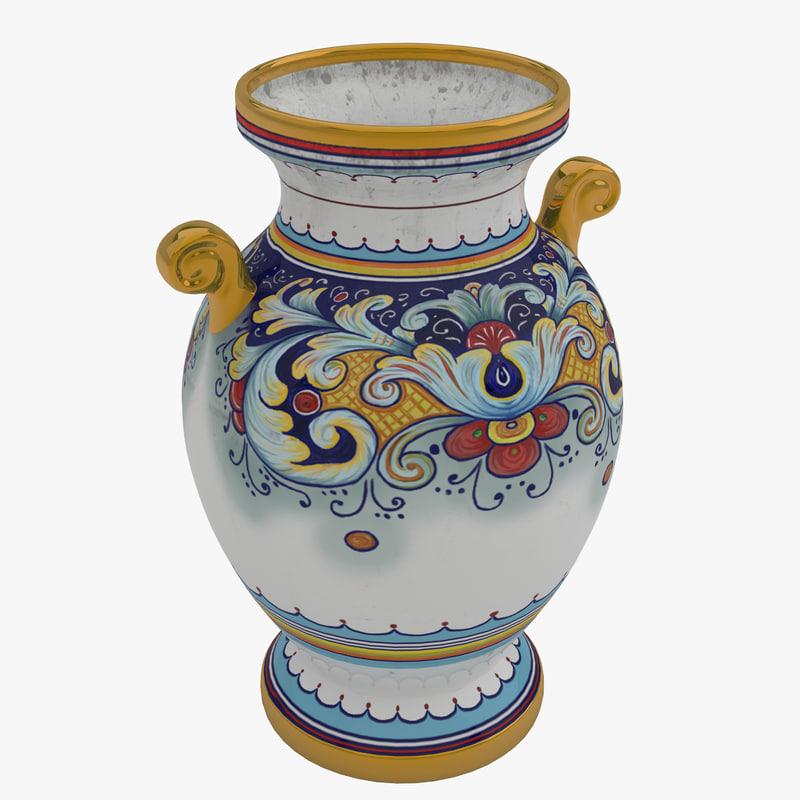 3D vase 04
