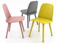 nerd chair 3D model