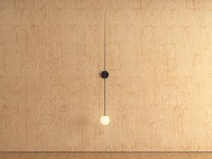 mobile chandelier 10 3D model