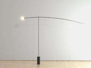 mobile chandelier 5 model