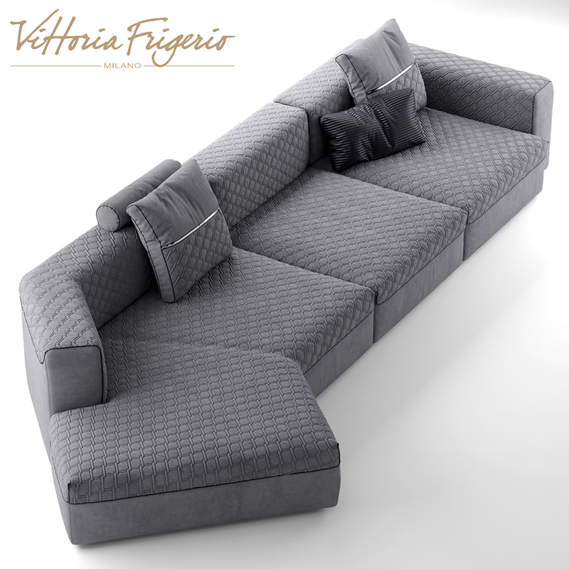 couch sofa 3D