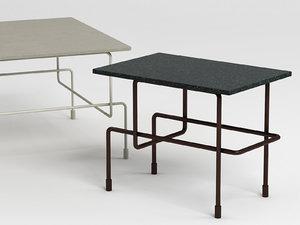 traffic table model