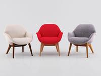 joy lounge 3D model