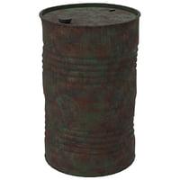 barrel 2 3D model