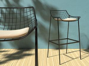 summerset stool 3D model