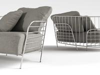 3D passio sofa