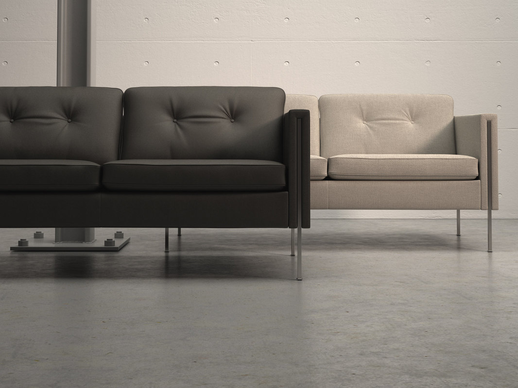 3D andy 2 seater