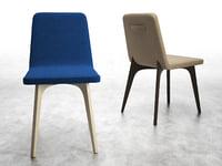 3D vik chair model