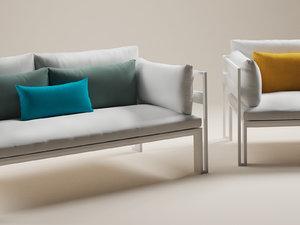 3D jian sofa model