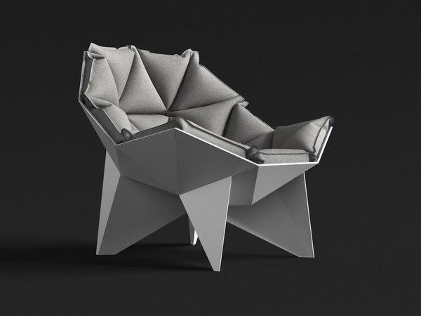 3D q1 q3 model