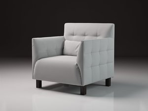 mcd armchair model