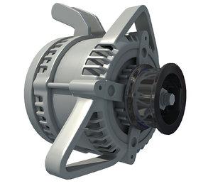 engine alternator model