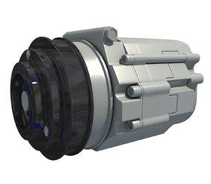 3D engine parts