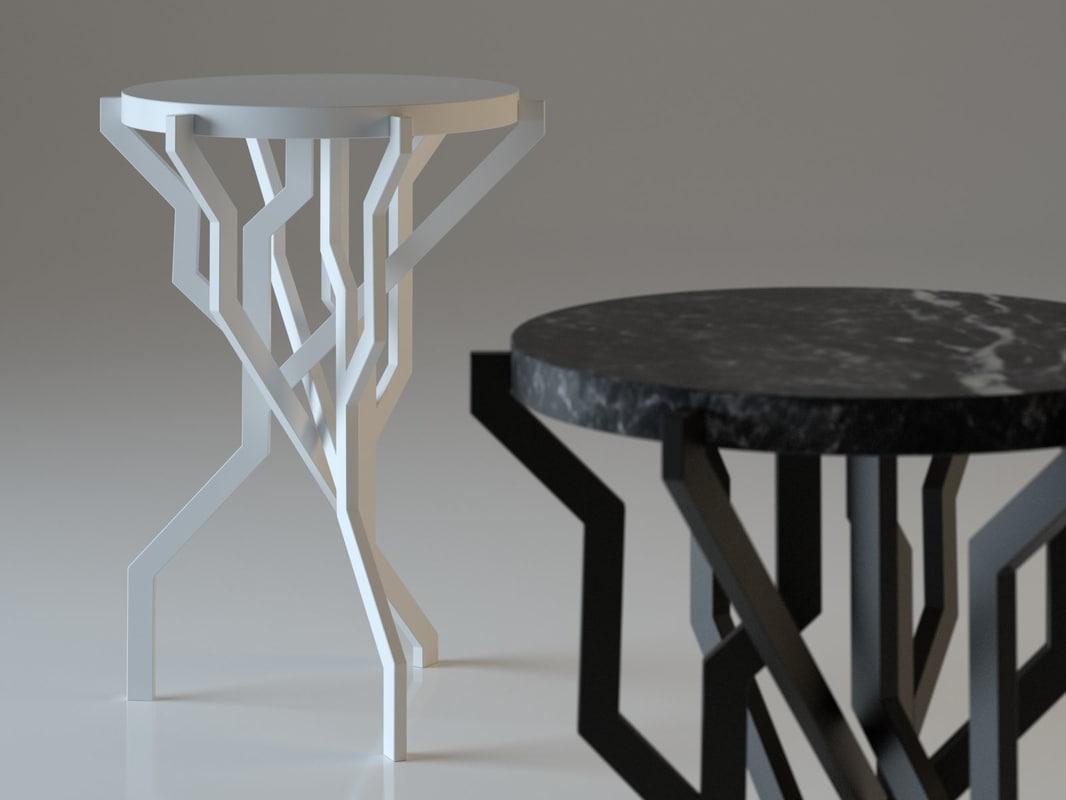 plant kranen gille 3D model