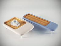 3D model fraga