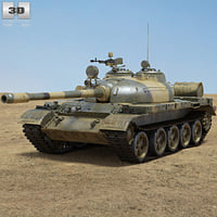 t-55 t 55 3D model