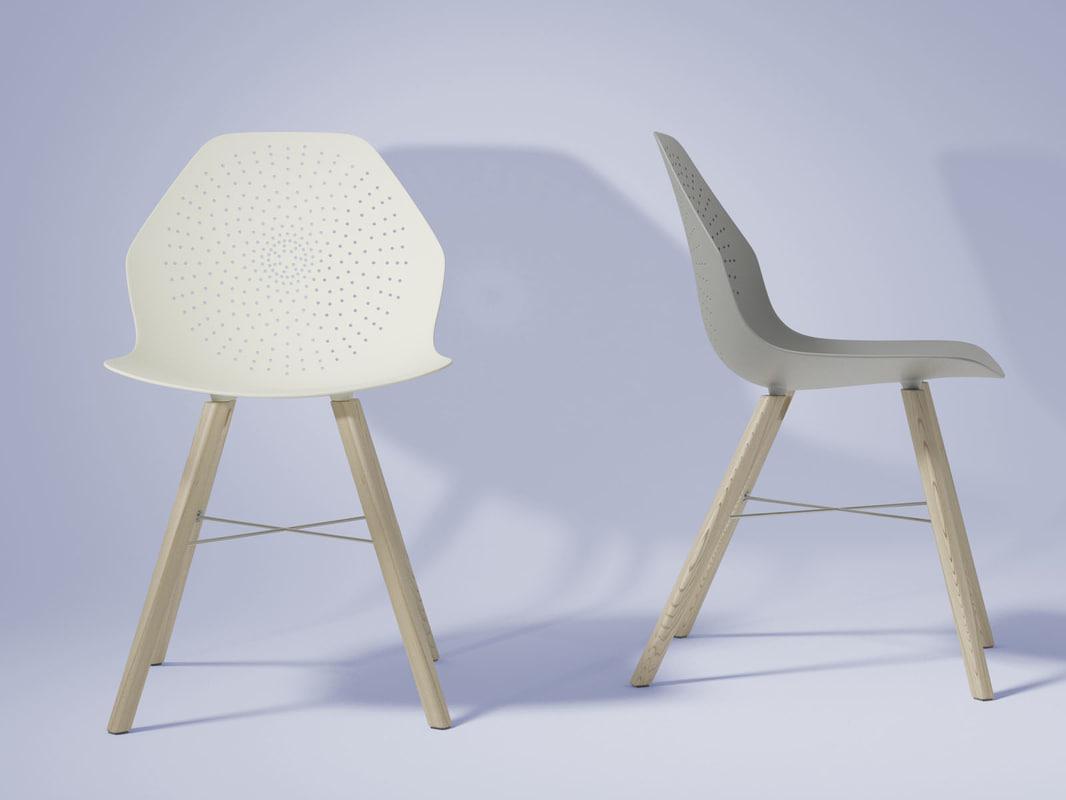 3D klera chair d