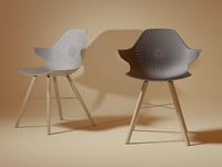 klera armchair d 3D model
