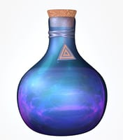 3D model magic potion