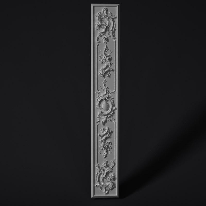 stucco 3D