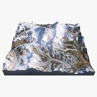 range everest 3D