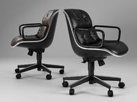 executive armchair model