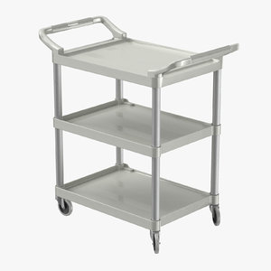 utility cart model
