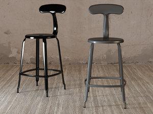 n chair 60 75 3D model
