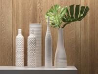 ceramic set 02 3D model