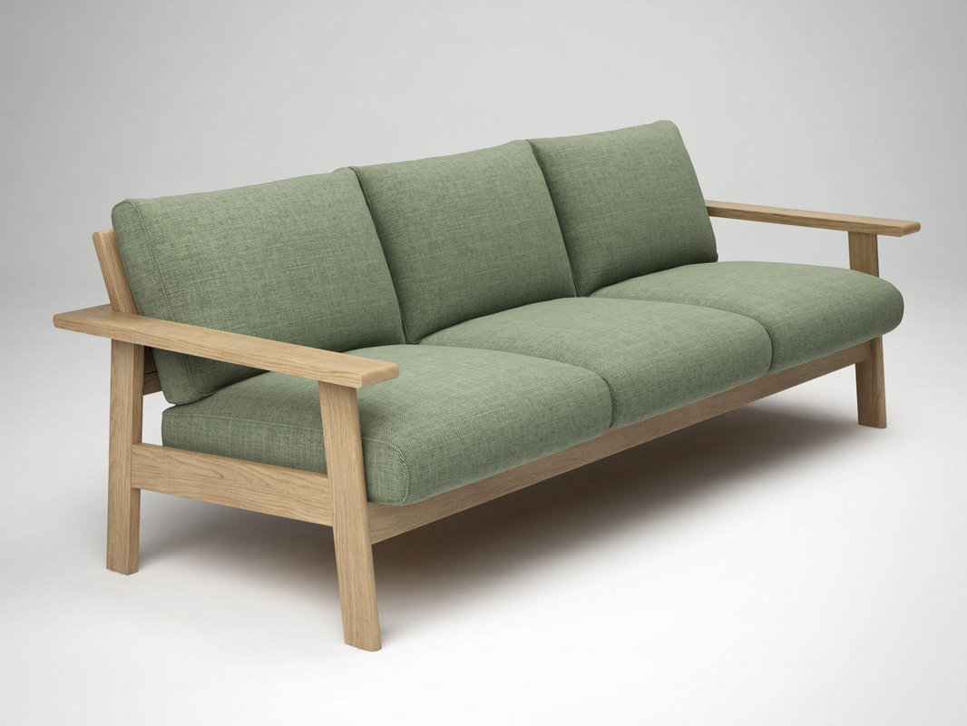 3D bruno sofa
