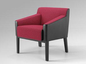 william fauteuil model