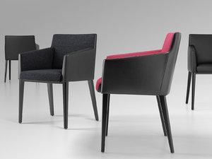 3D william armchair model