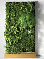 3D vertical garden 4
